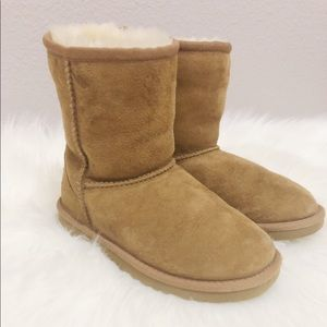 1 Day Sale 🇺🇸 UGG K Classic Chestnut Boots